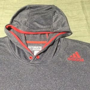 ADIDAS ULTIMATE HOODIE EXCELLENT CONDITION
